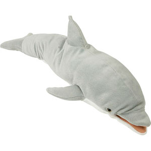 NP8108 - Atlantic Common Dolphin Puppet