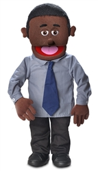 Sp1301B - Dad Professional Puppet (African)