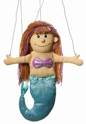 SM3901 - Silly Mermaid Marionette Puppet