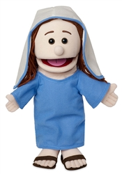 Sp3162 - Mary 14 Glove Puppet