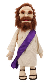 Gs2601 - Jesus Full Body Puppet 28