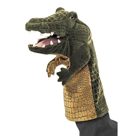2559 - Crocodile Stage Puppet