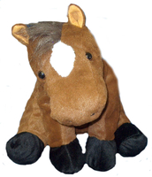 23710 - RBI Nelly Horse Sound Puppet