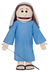 SP2162 - Mary Puppet  25 Full Body