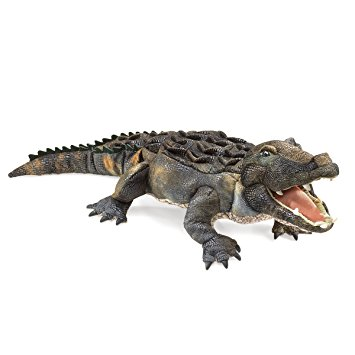 2921 - American Alligator Puppet