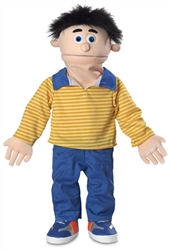 SP1701 - Bobby - Boy Professional Puppet (Peach)