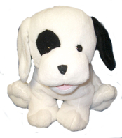 24913 - RBI Pal the Barking Puppy Sound Puppet