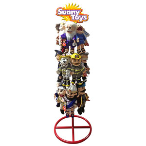 A02 - DISPLAY STAND  for Puppets