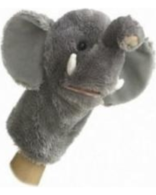 32049 - Ella the Elephant Puppet