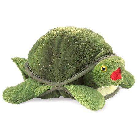 Folkmanis Turtle Puppets