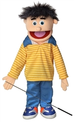 SP2701 - Fullbody Puppet Bobby (Peach)