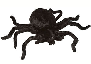 NP8227 - Black Widow Spider Puppet