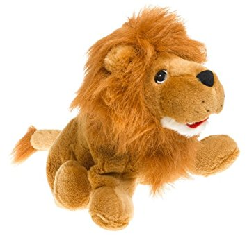 23010 - RBI Lester the Roaring Lion Sound Puppet