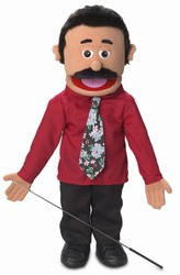 SP2301C - Fullbody Puppet Dad Carlos (Hispanic)