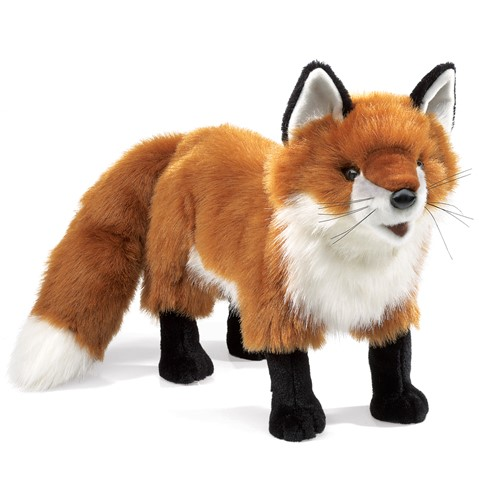2876 - Red Fox Puppet