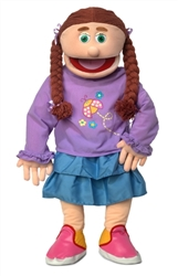 SP1801 - Amy Professional Silly Puppets 30 with detachable legs