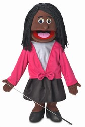 SP2401B - Fullbody Puppet Mom Barbara (African)(Low Stock)