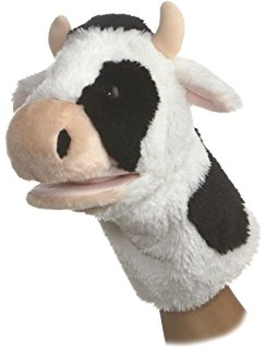 32048A - Moo the Cow Puppet