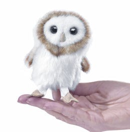 2645 - Mini Barn Owl