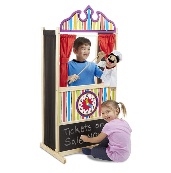 MD2530 - Floor Puppet Theater