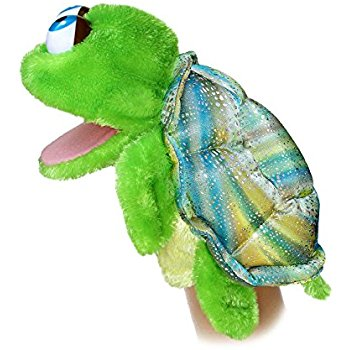 32178 - Terry the Turtle Puppet